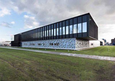 Productielocatie Accsys Technologies in Arnhem