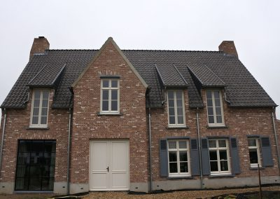 Woning in Kempische stijl te Herveld